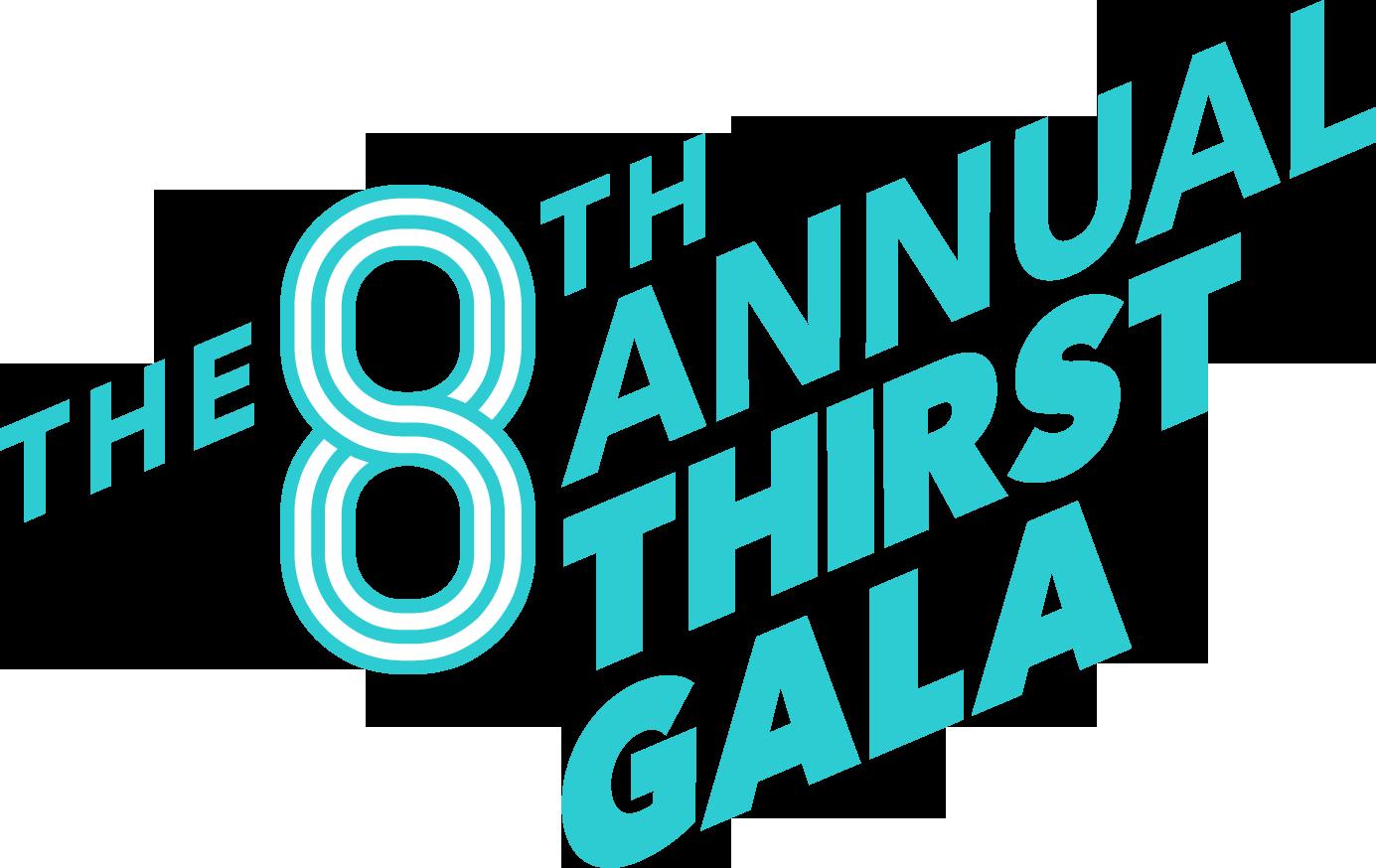 8th Annual Thirst Gala